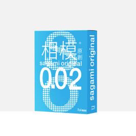 sagami相模日本避孕套超薄002情趣成人用品超润滑安全套