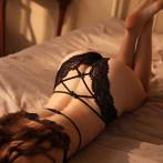 性感诱惑女蕾丝三角情趣丁字T裤内裤