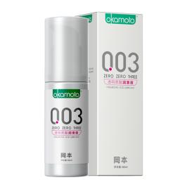 日本冈本003透明质酸润滑油