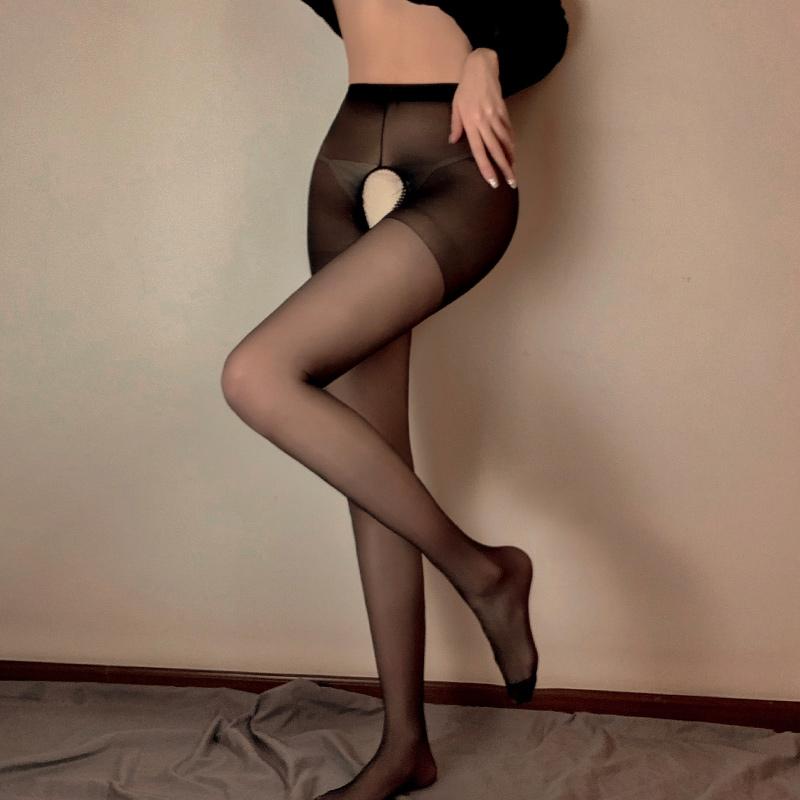 霏慕性感情趣开裆免脱丝袜内衣透明诱惑维密激情夫妻调情性用品骚