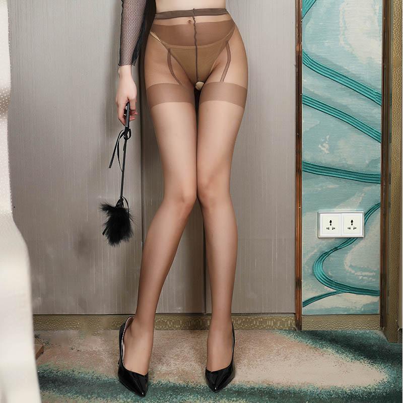 透视丝袜情趣挑逗诱惑激情性感开裆巴黎世家内衣骚维密制服性趣女
